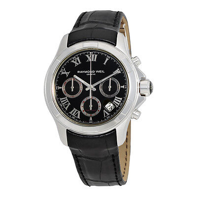 Raymond Weil Parsifal Automatic Grey Dial Mens Watch 7260-STC-00208