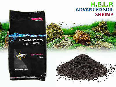 TOP QUALITY SHRIMP SOIL SUBSTRATE Ideal For SHRIMP TROPICAL AQUARIUM FISH TANK