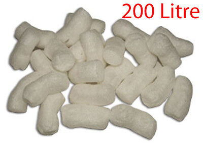 200 Litre Void Bio Enviro Loose Fill Biofill Packing packaging Peanuts nuts Foam