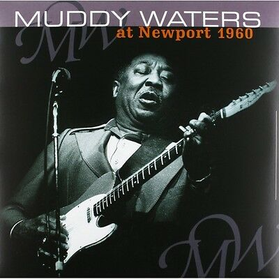 Muddy Waters - Live At Newport 1960 Vinile Musica Nuovo-233880