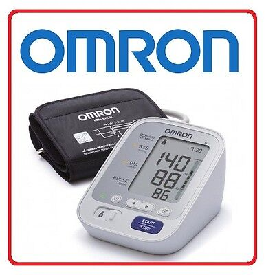 ❤ Omron Health Intellisense M3 Delux Automatic Upper Arm Blood Pressure Monitor