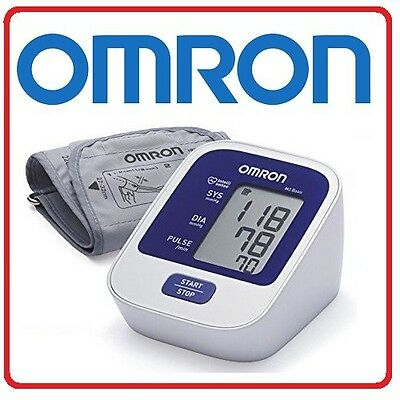 ❤ Omron M2 Upper Arm Automatic Blood Pressure Monitor HEM-7117 with Intellisense