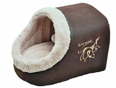 Vadigran Mobilier pour Chien Igloo Ranch 45 X 36 X 35 cm