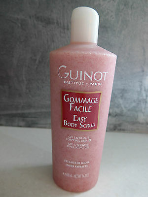GUINOT - GOMMAGE FACILE - Gel exfoliant corporel lissant 400ml
