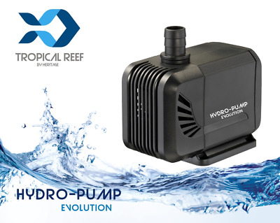 2000 L/h E04 Submersible Evo Water Pump Fish Pond Aquarium Tank Sump Feature