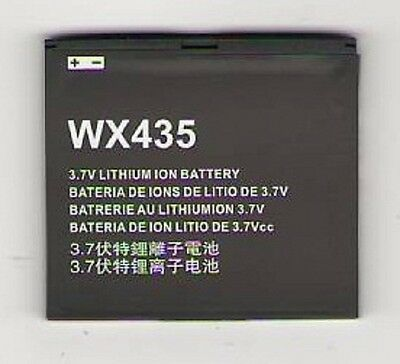 Lot Of 100 New Battery For Motorola Wx435 Triumph Fbo-2 Fb0-2 Virgin Mobile