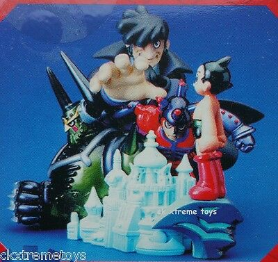 Astro Boy K.T Figure Collection Diorama Scene Kaiyodo Takara Anime