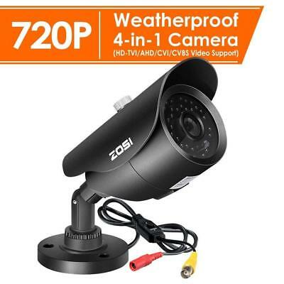 ZOSI 720P CCTV Dome Home Outdoor 1500TVL Security Dome Camera Video Night Vision