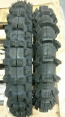 Ktm 50Sx Golden Tyre Combo 14'' Front & 12'' Rear Sand Tire