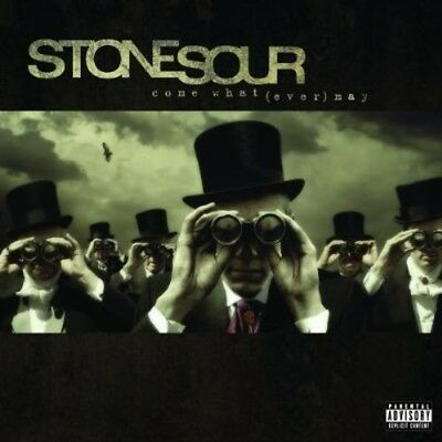 Stone Sour - Come Whatever May [New CD] Explicit