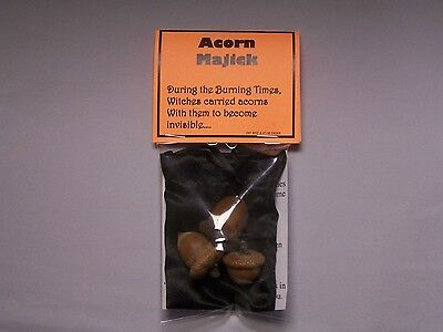 Acorn Majick Spell Kit By Laurie Cabot ~ Witchcraft