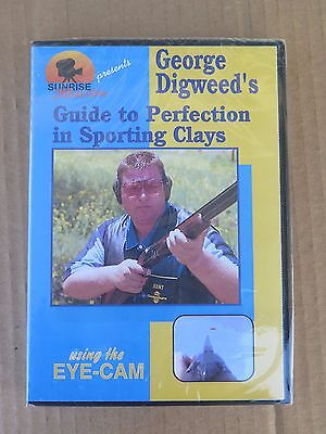 George Digweed's Guide to Perfection in Sporting Clays DVD / Int'l welcome