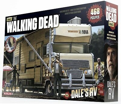 McFarlane Toys The Walking Dead Building Set - Dales RV