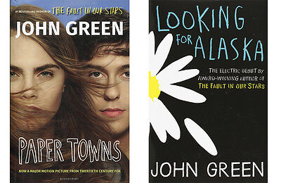 Looking for Alaska & Paper Towns Paperback John Green Perfect Double Pack