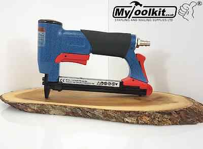 71 Series Air Operated Staple Gun Upholstery Stapler 3-16mm BEA Copy tool DIY