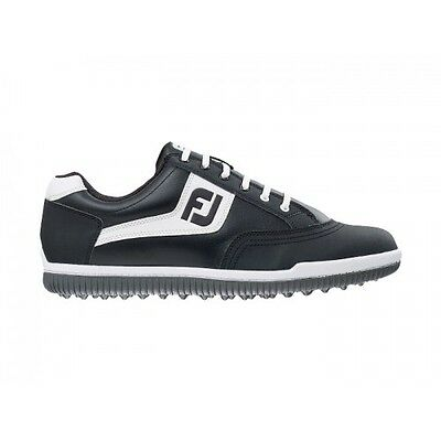 * Clearance *2015 Footjoy AWD Casual Spikeless Waterproof Golf Shoes Sport Black