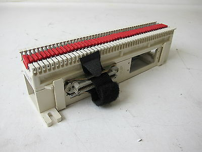 Siemon Pre-Wired M2-5W Series Block with 2 - 25 Pair Connectors S66M2-5W