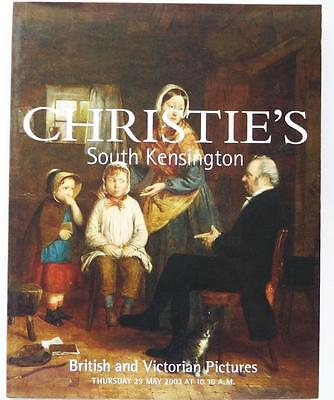 Christie's Auction Catalog OMP-9636: British/Victorian May 2003 South Kensington