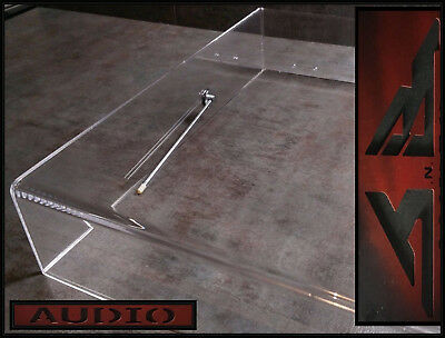 """Pioneer PL-41 """"NEW"""" Replacement Dust Cover for Turntable"""