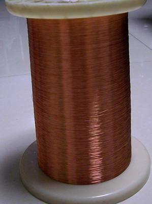 polyurethane Enameled Copper Wire Magnet Wire 2UEW/155 0.17mm #A36L LW