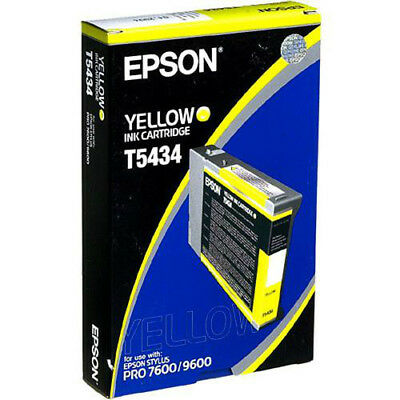Epson Ultrachrome Ink Cartridge - Yellow Ink Cartridge