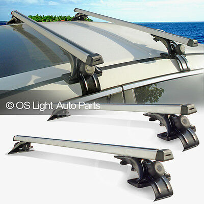 Fit Sedan/Coupe/Wagon Roof Top Luggage Crossbar Utility Rack Carry Cross Bar Kit