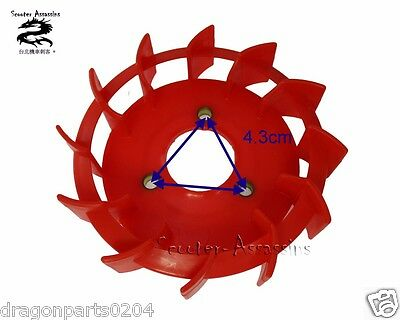 RACE FAN for YAMAHA VINO 50 XC50 50cc 3YJ 50 JOG 50 YG 50
