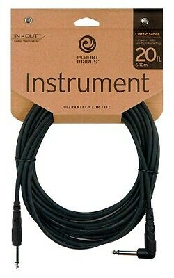 Câble Instrument Planet Waves - Cgtra20
