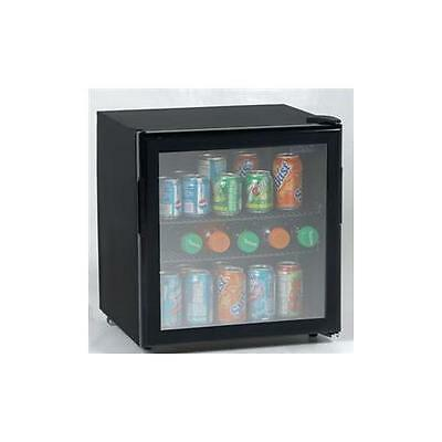 NEW Avanti BCA196BG Model 1.9 CF Beverage Cooler Black w/Glass Door Refrigerator