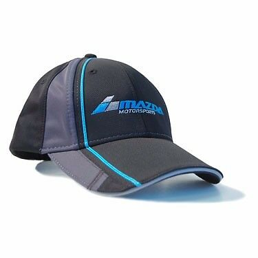 Mazda Motorsports Synthetic Woven Cap   MWC155