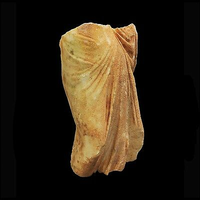 Aphrodite- Ancient Roman  Marble Draped Torso