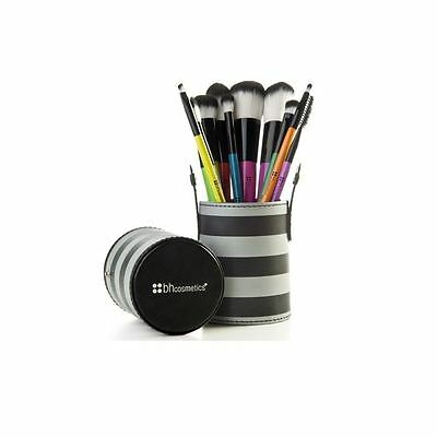 BH Cosmetics 10 Piece Pop Art Brush Set Profesional Makeup Brushes