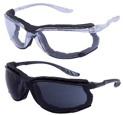 UCI Marmara F+ Safety Spectacles Glasses With Foam Comfort Precision Fit