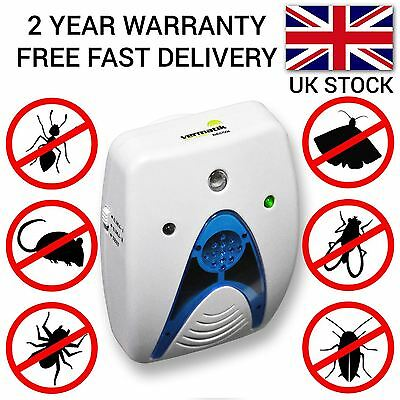 Electronic Spider Repellent, Mouse Repeller, Mosquito Plug In, Insect Repellent