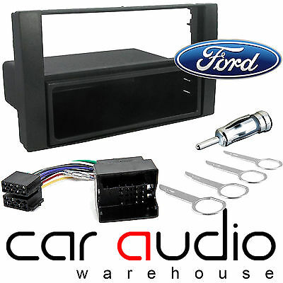 Ford Transit Connect 2006 On Car Stereo Single Din Fascia & Fitting Kit CT24FD10