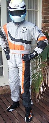 Kart Suit  2 Layer High Quality  Size 56    Rrp $250