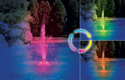 Color Changing LED Fountain for Swimming Pool