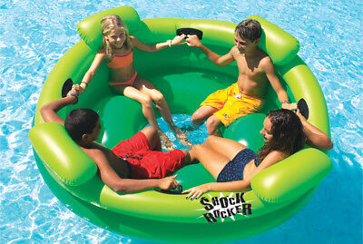 Shock Rocker Large Inflatable for Swimming Pool - 4 Kids