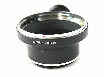 BRONICA  SQ to Canon EOS Adapter.