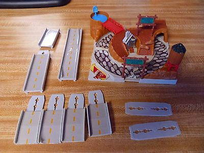 Micro Machines Boulder Pass Hiways and Byways playset