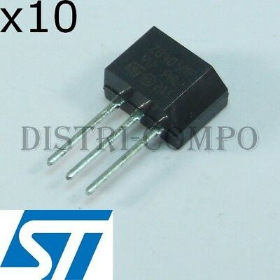 Z0405MF Triac 4A 600V 5mA TO-202-3 STM Rohs (lot de 10)