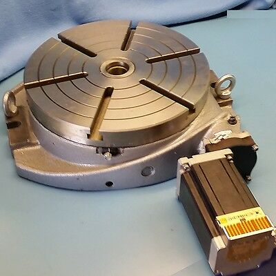 Rotary table 12 inch CNC 4th axis