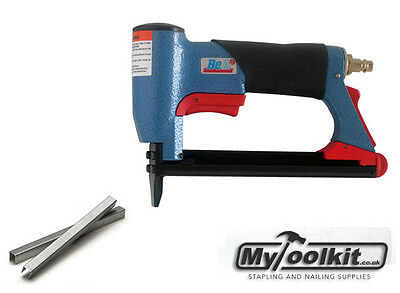 BEA 71 Series Air Operated Professional Upholstery Stapler (3-16mm) 71/16-421