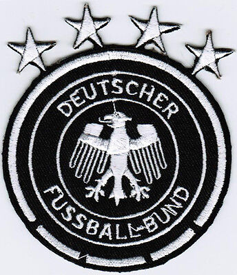 Germany National Football Team FIFA Soccer Badge Embroidered Patch
