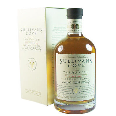 Sullivans Cove Double Cask Whisky 700mL