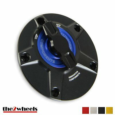 1/4 Turn Quick Open Racing Fuel Gas Cap for Yamaha YZF R1 02-14