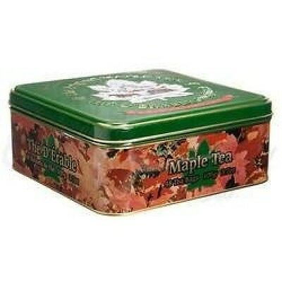 Maple Tea 48 bags in a collectible tin. Shipping Included