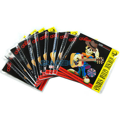 1PC Alice Acoustic Guitar Strings Light /Super Light Single String 1st 2nd 3rd