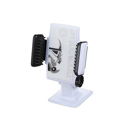 STAR WARS Storm Trooper Cell Phone Holder SW-8 car accessories Japan new .