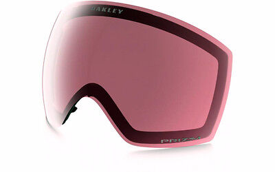 Oakley Lente Ricambio Maschera Prizm Flight Deck Snow Replacement Lens Rose